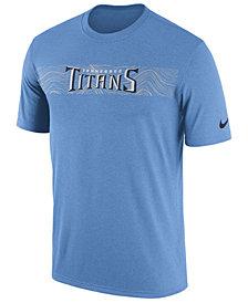 Nike Men's Tennessee Titans Legend On-Field Seismic T-Shirt
