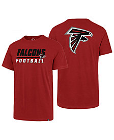 '47 Brand Men's Atlanta Falcons Fade Back Super Rival T-Shirt