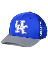 3762d0e8c5e Top of the World Kentucky Wildcats Chatter Stretch Fitted Cap