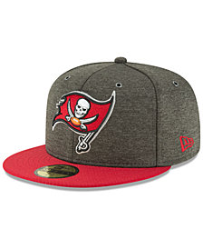 New Era Tampa Bay Buccaneers On Field Sideline Home 59FIFTY FITTED Cap