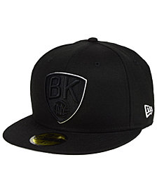 New Era Brooklyn Nets Combo Logo 59FIFTY FITTED Cap