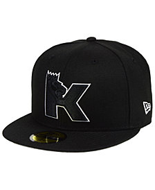 New Era Sacramento Kings Combo Logo 59FIFTY FITTED Cap
