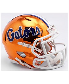 Riddell Florida Gators Speed Chrome Alt Mini Helmet