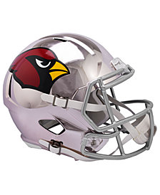Riddell Arizona Cardinals Speed Chrome Alt Replica Helmet
