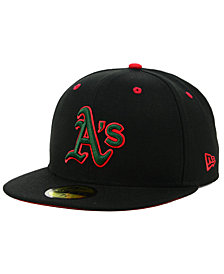 New Era Oakland Athletics Italian 59FIFTY FITTED Cap