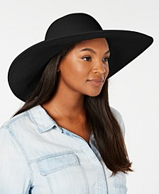 Big-Brim Floppy Hat