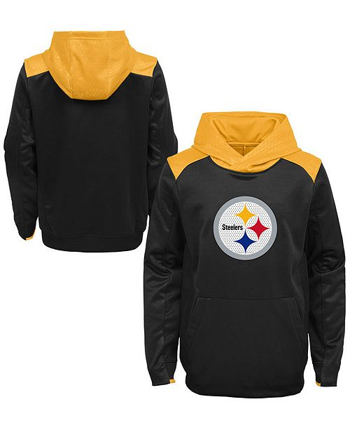 Outerstuff Pittsburgh Steelers Off The Grid Hoodie 75f47ab43