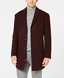 Calvin Klein Men's Prosper X-Fit Overcoat
