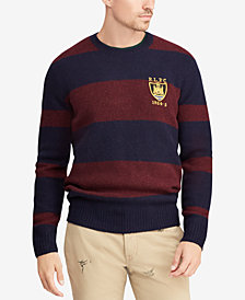 Polo Ralph Lauren Men's Striped Classic Fit Sweater