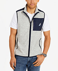 Nautica Men's Colorblocked Rugby Vest