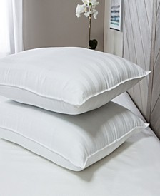 2 Pack MemoryLoft Classic Cotton Pillow Collection