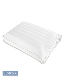 Adjustable ComfortCare Memory Foam and Fiber Standard Pillow
