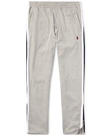 Polo Ralph Lauren Little Boys Cotton Interlock Track Pants