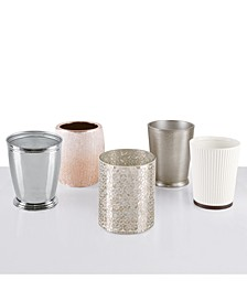 Wastebasket Bath Collection, Created for Macy's