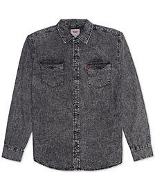 Levi's® Men's Matthew New Western Denim Shirt
