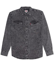 Levi's® Men's Matthew New Western Denim Shirt