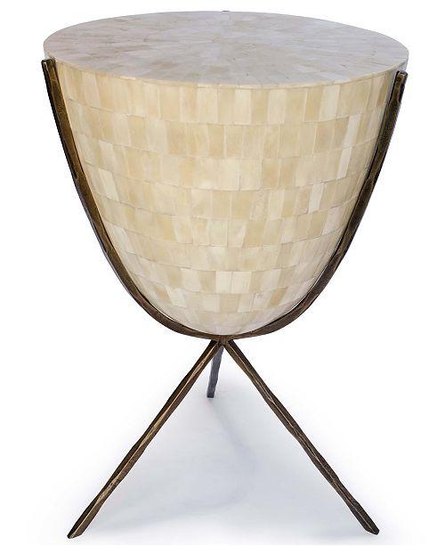 Regina Andrew Design Coco Bone Table