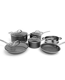 Granite Rock 10-Pc. Cookware Set