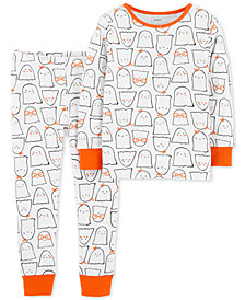Carter's Toddler Girls Ghost Cotton Pajama Set