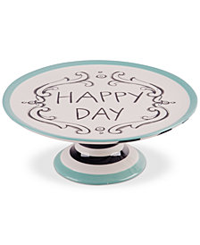 Home Essentials Molly Hatch Good Thoughts Cake Stand
