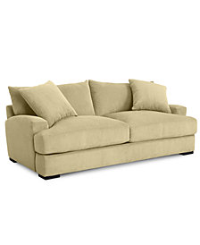 Rhyder 88'' Fabric Sofa - Custom Colors, Created For Macy's