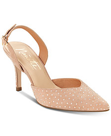 Nanette by Nanette Lepore Sue Slingback Pumps, Created for Macy's
