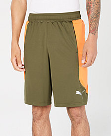 "Puma Men's 10"" Colorblocked Shorts"