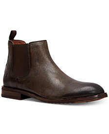 Frye Men's Sam Leather Chelsea Boots