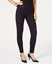 MICHAEL Michael Kors Printed Leggings