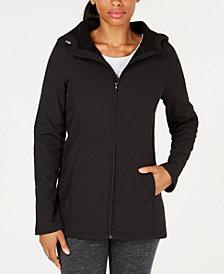 Ideology Long Hooded Rain Jacket, Created for Macy's