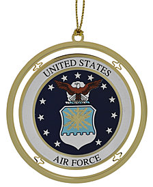 ChemArt US Air Force Seal Ornament