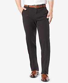 Dockers Men'sBig & Tall Classic-Fit Smart 360 Flex Stretch Workday Pants