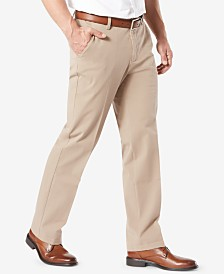 Dockers Men's Big & Tall Classic-Fit Smart 360 Flex Stretch Workday Pants