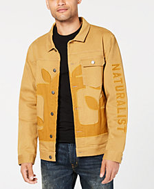 LRG Men's Leafy L Twill Jacket