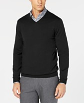 Men s V-Neck Sweaters  Shop Men s V-Neck Sweaters - Macy s 5a6bfeef9