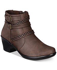 Easy Street Denise Booties
