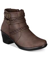 a1080270766 Easy Street Women s Boots - Macy s