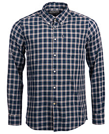 Barbour Men's Stapleton Country Checked Shirt