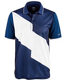 Attack Life by Greg Norman Men's Powell Colorblocked Polo, Created for Macy's