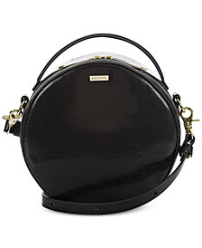 Brahmin Lane Topsail Circle Top-Handle Crossbody