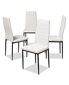 Armand Dining Chair (Set Of 4), Quick Ship