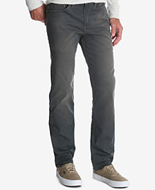 Wrangler Men's Classic-Fit Tapered-Leg Stretch Twill Jeans