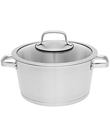 Manhattan 5.2-qt Stainless Steel Covered Stockpot