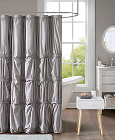 "Intelligent Design Benny 72"" x 72"" Printed Shower Curtain"