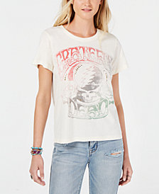 True Vintage Cotton Grateful-Dead-Graphic T-Shirt