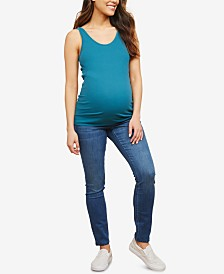 Motherhood Maternity Petite Skinny Jeans