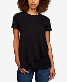Nursing Tiered Top