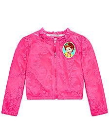 Disney Little Girls Fancy Nancy Lace Jacket
