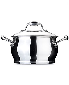 BergHoff Zeno 4-qt Stainless Steel Covered Casserole