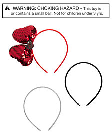 Minnie Mouse Little & Big Girls 3-Pk. Headbands